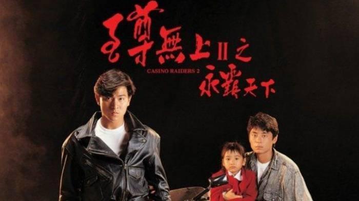 Sinopsis Film Casino Raiders 2, Dibintangi Andy Lau dan Dave Wong, Malam Ini di Bioskop Trans TV
