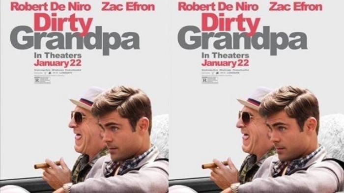 Sinopsis Film Dirty Grandpa Dibintangi Robert De Niro Dan Zac Efron Saksikan Malam Ini Di Trans Tv Tribun Jatim