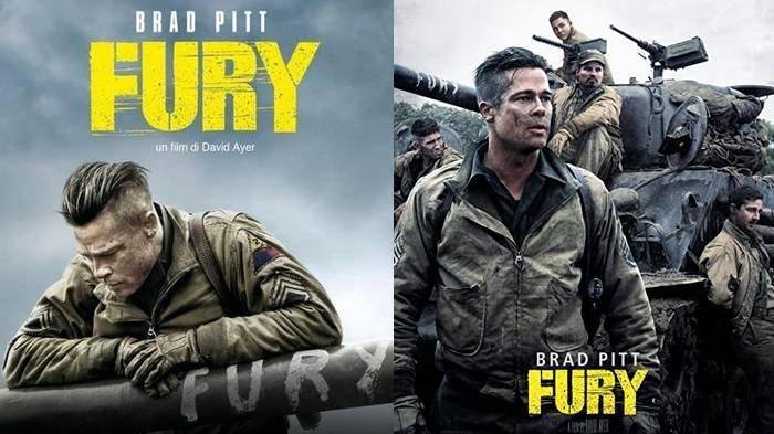 Sinopsis Film Fury, Dibintangi Brad Pitt dan Shia LaBeouf, Kisah Perjuangan Pasukan AS Melawan Nazi