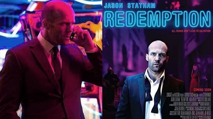 Sinopsis Film Hummingbird (Redemption), Aksi Balas Dendam Jason Statham, Malam Ini Hanya di Trans TV