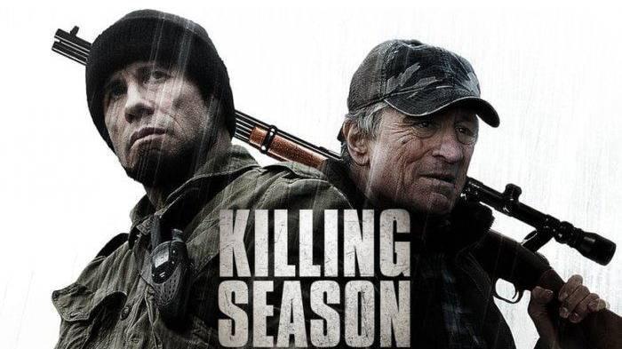 Sinopsis Film Killing Season, Dibintangi John Travolta dan Robert De Niro, Malam Ini di Trans TV