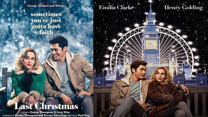 Sinopsis Film Last Christmas (2019), Cocok untuk Temani Libur Natal 2019 dan Tahun Baru 2020