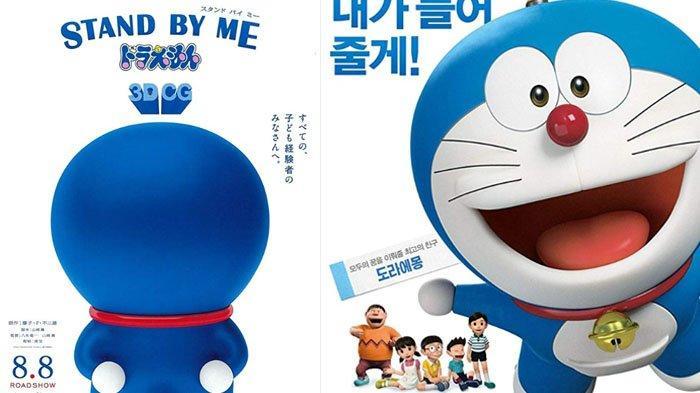 Sinopsis Film Stand By Me Doraemon 2014 Cocok Untuk Temani Libur Natal 2019 Dan Tahun Baru 2020 Tribun Jatim