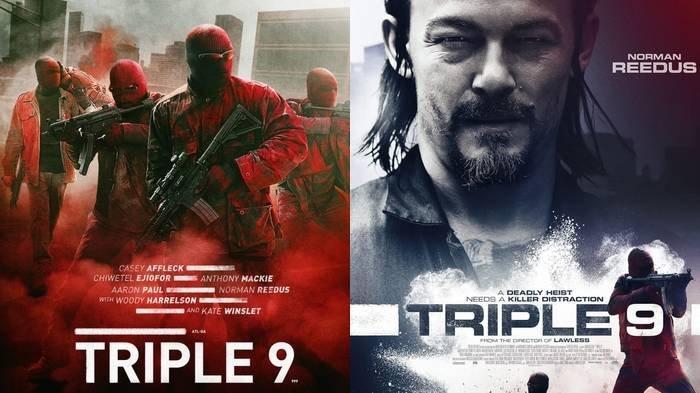 Sinopsis Film Triple 9, Dibintangi Casey Affleck, Aksi Perampokan Bank dan Kantor Pemerintahan