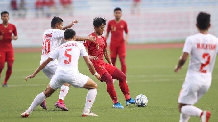Kalah Lawan Timnas U-23 Indonesia, Pelatih Myanmar Doakan Garuda Muda Beruntung di Final SEA Games