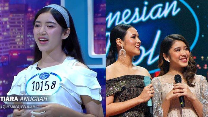 Mimpi Tiara Idol Duet Bareng Raisa Terwujud, Kali Kedua Jadi Saksi di Konser Kemenangan: Aku Takut