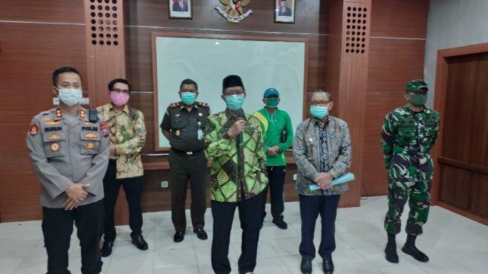 Kondisi Satu Pasien Positif Covid-19 di Tuban Berangsur Membaik, Dirawat Intensif di RSUD dr Koesma