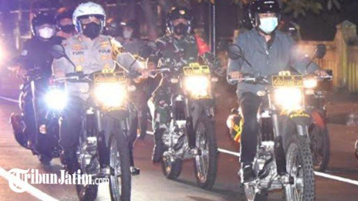 Pantau PPKM Darurat di Kota Kediri, Wali Kota Abdullah Abu Bakar Yakin Angka Covid-19 Turun Drastis