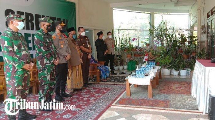 Vaksinasi Merdeka di Kota Malang, Sasar Pondok Santri-Santriwati Pondok Pesantren Sabilurrosyad