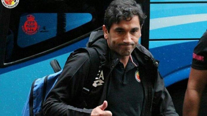 Profil Biodata Eduardo Almeida, Pelatih Asal Portugal yang Dirumorkan akan Pimpin Arema FC