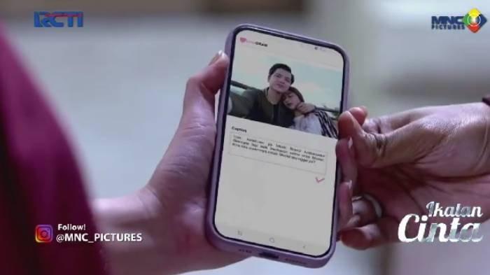 Sinopsis Ikatan Cinta 16 Juni 2021: Foto Ricky dan Elsa Selingkuh Tersebar, Nino Ceraikan Istrinya?