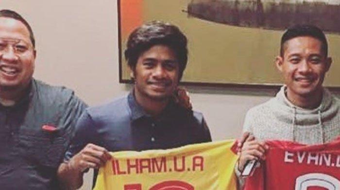 Bagaimana Kabar Nasib Evan Dimas dan Ilham Udin di Klub Selangor FA?