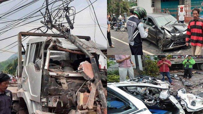 Kecelakaan Maut di Pasuruan Tewaskan 7 Orang, Sopir Truk Trailer Resmi Tersangka, Tak Kantongi SIM