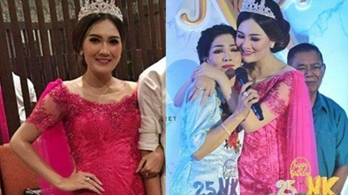 Sosok Ibu Nella Kharisma yang Jarang Terekspos, Profesi Tak Main-main Calon Keluarga Dory 'Nyeni'