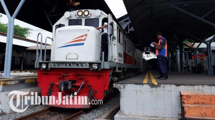 Daftar 11 KA Wilayah Daop 8 Surabaya Batal Berangkat hingga April 2020 karena Darurat Corona, Cek!