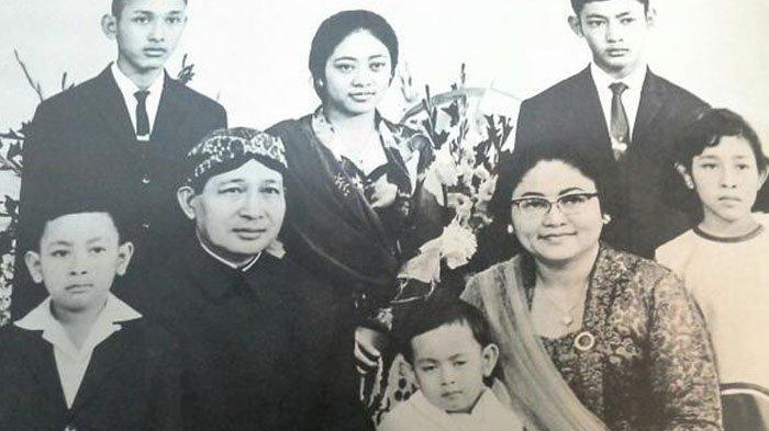 Besar Utang 3 Anak Soeharto, Ditagih oleh Sri Mulyani, Uang Negara Dipertaruhkan, Simak Nilainya