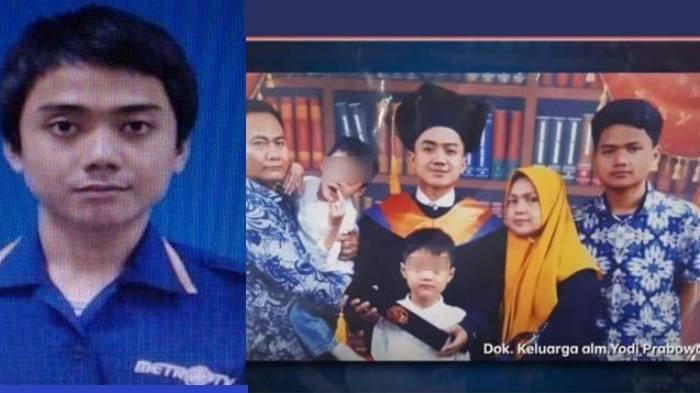 Ratapan Sedih Adik Kembar Editor Metro TV, Kerap Cari Sang Kakak di Kamar: Mas Yodi Kok Ga Bangun?