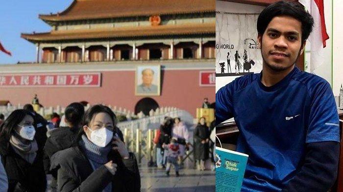 Curhat Mahasiswa Aceh Terisolasi di Wuhan, Liburan Berubah Kengerian, Bahas Bantuan dari Pemerintah