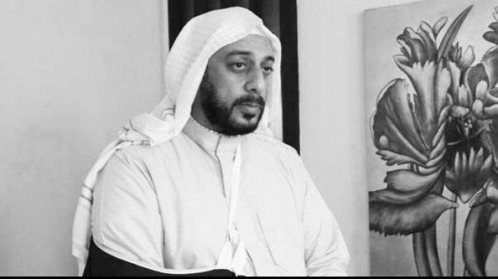 Foto mengenang Syekh Ali Jaber yang telah meninggal dunia
