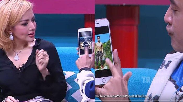 Foto Pria Six Pack di HP Barbie Kumalasari Dibongkar Ruben-Ivan, Istri Galih Ginanjar Panik, 'Tega'