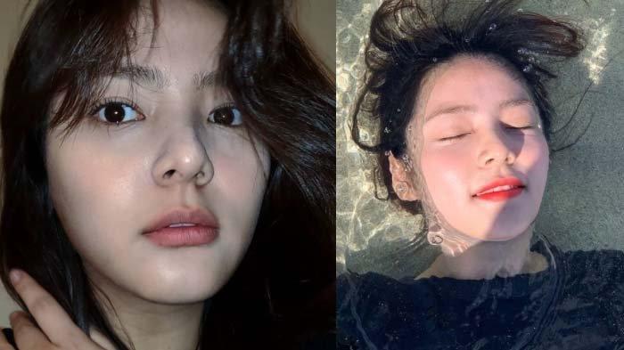 Wajah Song Yoo Jung 'School 2017' di Foto Terakhir, 3 Minggu sebelum Meninggal, Benarkah Bunuh Diri?