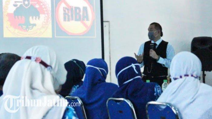 Maxwin Organization Ajak Para Guru di SMK KAL 1 Surabaya untuk Wujudkan Rumah Tanpa Riba