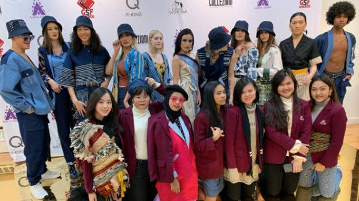 FPD UC Surabaya Dorong Mahasiswa Unjuk Karya, Siapkan Lulusan Fesyen Bersaing di Kelas Dunia