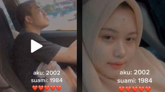 VIRAL Gadis Cantik Dinikahi Duda Beda 18 Tahun, Hanya Pacaran Seminggu, Didekati Sejak SMK, 'Cinta'