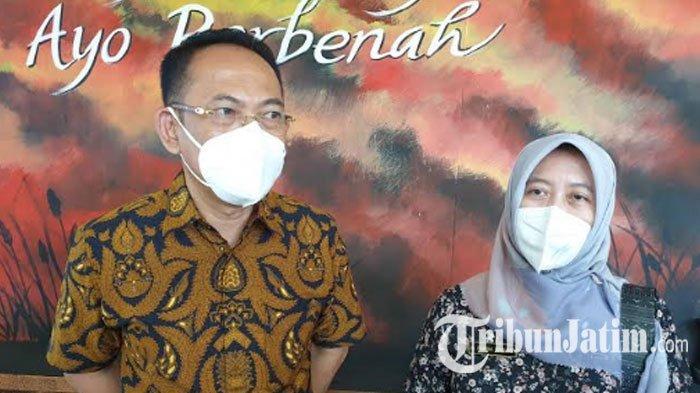 Pasien Positif Kota Mojokerto Membludak, Klaster Keluarga Dominasi Kasus Meninggal Terpapar Covid-19