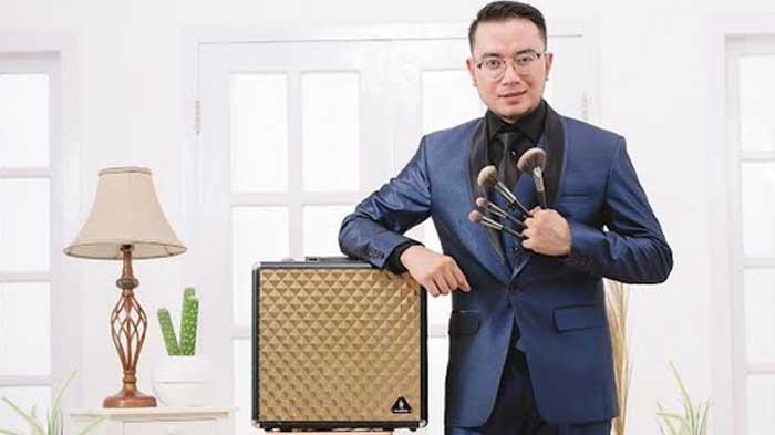 Kisah Makeup Artist Galih Setyo Jatmiko, Berawal dari Hobi Jadi Peluang Bisnis Menjanjikan