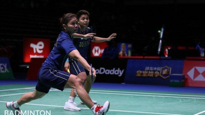 Hasil Piala Sudirman 2021 - Greysia/Apriyani Menang, Indonesia Imbangi Denmark