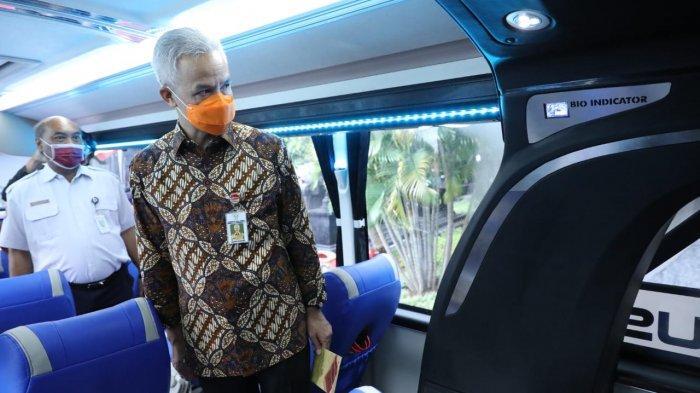 Bus AntiCorona Karya Warga Jateng