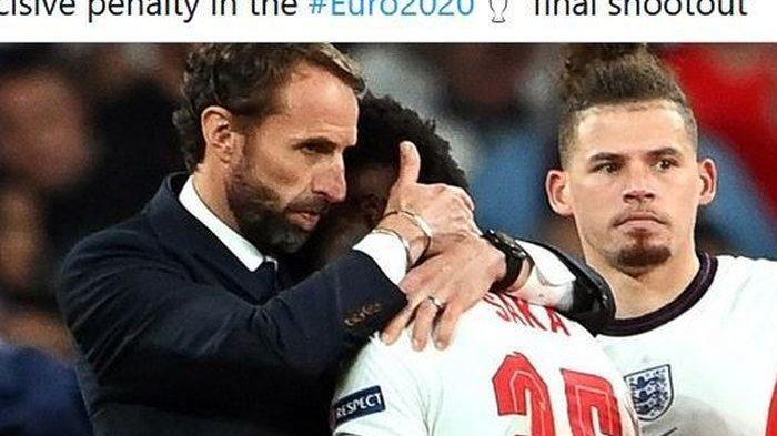 Kalah dari Italia di Final Euro 2020 , Adu Penalti Jadi Momok Buat Timnas Inggris