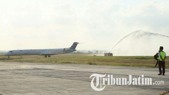 Garuda Indonesia Tambah Frekuensi Penerbangan Jakarta-Banyuwangi PP Jadi 2 Kali Sehari