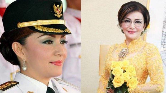 Bantah Disuruh Pulang Airlangga Hartarto, Tetty Paruntu: Emangnya Saya Gila ke Istana Tanpa Diundang