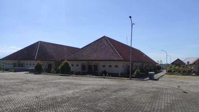 Pembangunan RS Darurat Gedung IKM Tambakbayan Ditargetkan Rampung 1,5 Bulan, Tampung 50 Pasien Covid