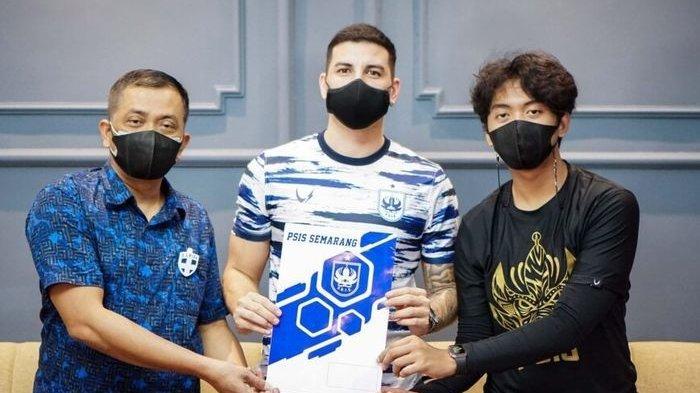 Jelang Kick Off Liga 1 2021-2022, Persela Lamongan Ditinggal Satu Pemain Asingnya