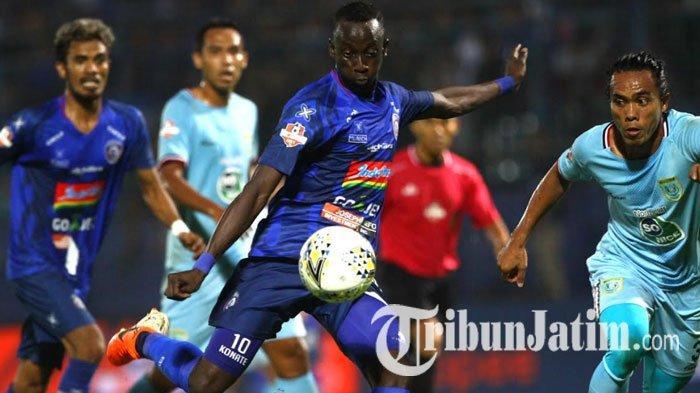 PSIS Semarang Vs Arema FC, Makan Konate Jadi Momok Menakutkan bagi Laskar Mahesa Jenar