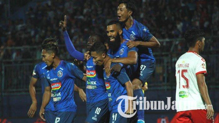 Kembali Dapat Sanksi, Total Denda Arema FC yang Harus Dibayarkan ke PSSI Mencapai Rp 670 Juta