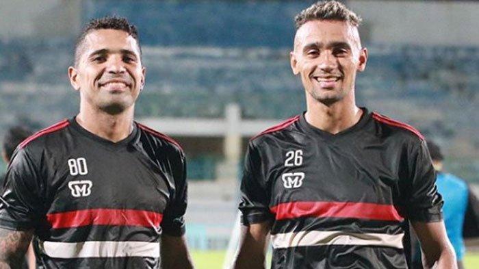 Tak Sabar Ingin Berkolaborasi dengan Beto, Bruno Matos Bertekad Bawa Madura United ke Papan Atas