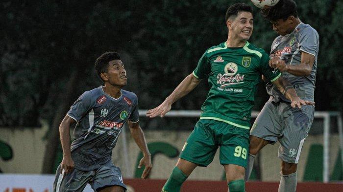 Pelatih Persebaya Aji Santoso Puji Kualitas Pemain Asingnya saat Uji Coba Kontra HWFC: Skill Oke