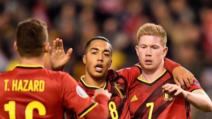 Perasaan Kevin De Bruyne Usai Belgia Disingkirkan Italia, Kagumi Italia, Tapi Sesalkan Gol Pertama