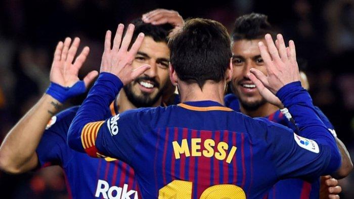 Kembali Berlatih, Barcelona Siap Terapkan Tiga Fase Latihan, Apa Saja?
