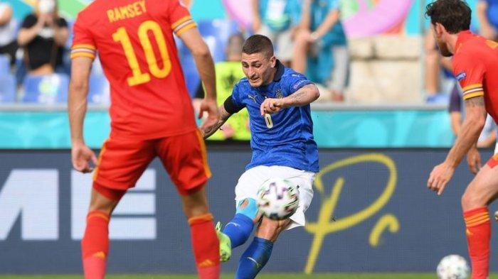 Sosok Marco Verratti, Tumpuan Sekaligus Motor Lini Tengah Italia di Euro 2020