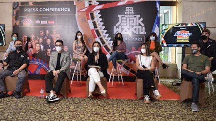 'Jejak Waktu' Tampilkan Drama Musikal Indonesia-India, Ada Spesial Tribute untuk Nike Ardilla