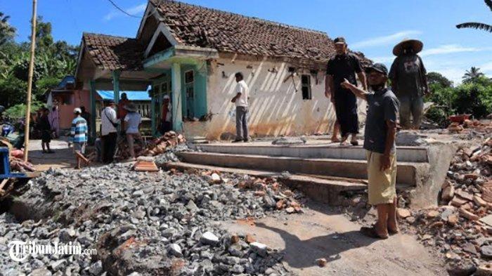 Pemkab Malang Terus Pantau Kejiwaan Korban Gempa Bumi, Beri 3 Tahapan Trauma Healing untuk Anak-anak