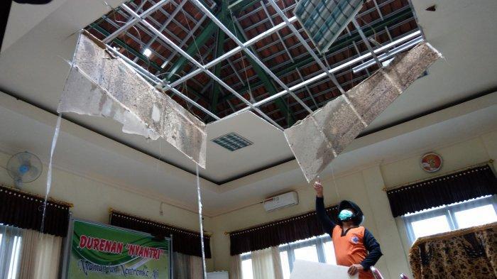 Update Dampak Gempa Bumi di Trenggalek, 23 Bangunan Rusak, Paling Banyak di Kecamatan Durenan