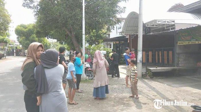 Gempa di Malang Terasa Sampai Pusat Kota Kabupaten Trenggalek, Warga Kaget: Benda-benda Bergoyang