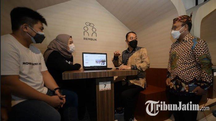 Dorong Pengembangan Startup di Surabaya, Pemkot Kerjasama dengan Kemenkominfo