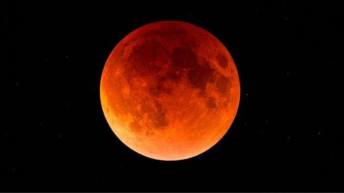 6 Fakta Terbaru Gerhana Bulan 'Super Blue Blood Moon' 31 Januari 2018, No 4 dan 5 Wajib Diwaspadai!